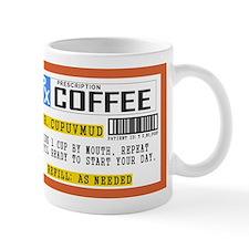 Coffee Prescription Mug