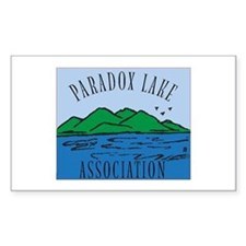 Paradox Lake Logo Decal