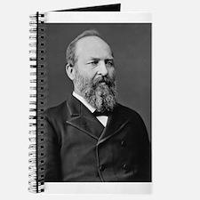 James Garfield Journal