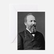 James Garfield Greeting Cards (Pk of 10)