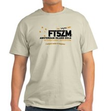 FT5ZM light colored T-Shirt