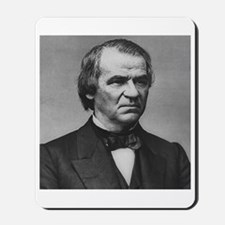 Andrew Johnson Mousepad