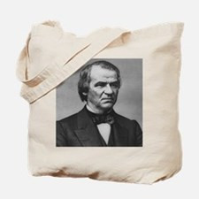 Andrew Johnson Tote Bag