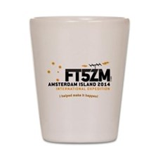 FT5ZM Shot Glass