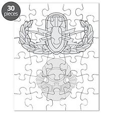 EOD SCUBA Puzzle