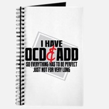 I Have OCD ADD Journal