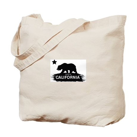 MADE IN CALIFORNIA Tote Bag
