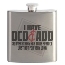 I Have OCD ADD Flask