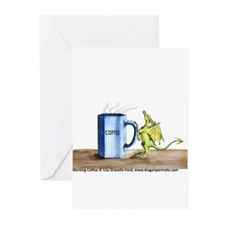 Morning Coffee Greeting Cards (Pk of 10)