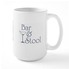 Bar & Stool Mug