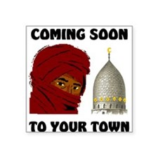 TERRORISTS Sticker