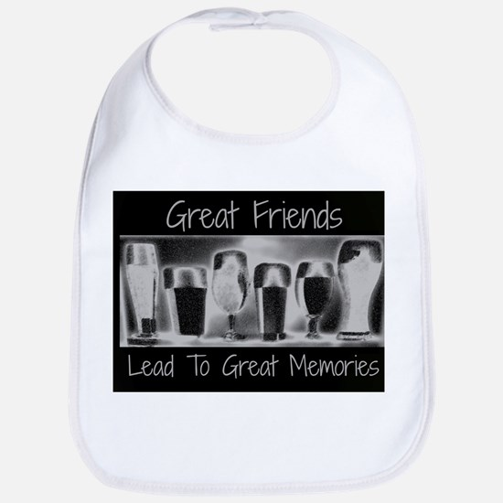 Great friends Bib