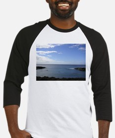 Hawaii Coastline Baseball Jersey