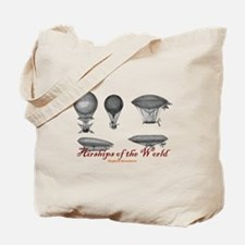 Airships of the World Tote Bag