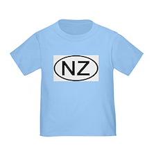 New Zealand - NZ Oval T