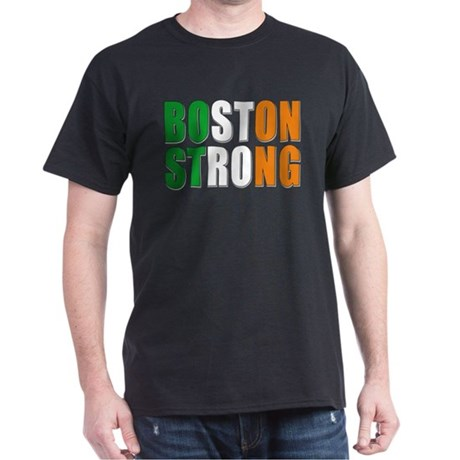 Irish Boston Pride Dark T-Shirt