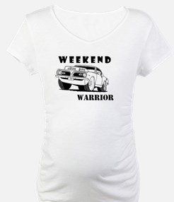 Weekend Warrior at the Drags Shirt