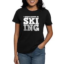 'Rather Be Skiing' Tee