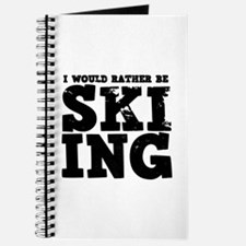 'Rather Be Skiing' Journal