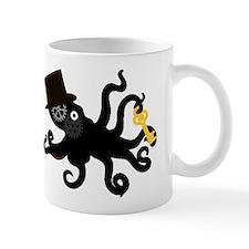 Steampunk Octopus Mug