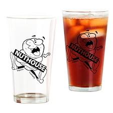 Unique Wsu Drinking Glass