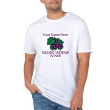 Spring Green Damask Men's All Over Print T-Shirt