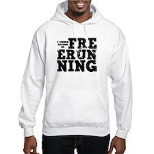 'Free Running' Jumper Hoodie