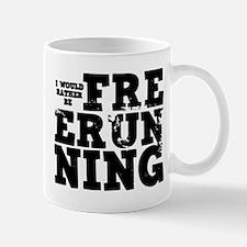 'Free Running' Mug