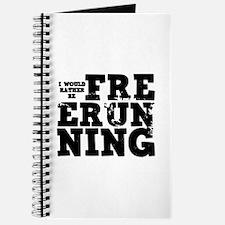 'Free Running' Journal