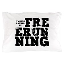 'Free Running' Pillow Case