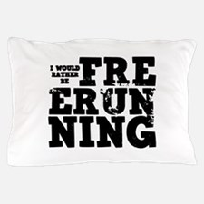'Free Running' Pillow Case