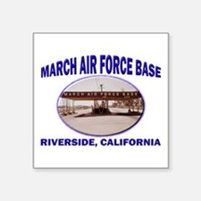 March Air Force Base Sticker