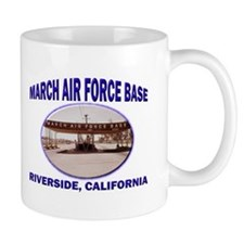 March Air Force Base Mug