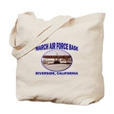 March Air Force Base Tote Bag