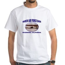 March Air Force Base T-Shirt