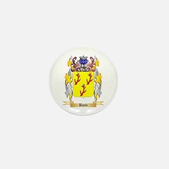 Boyle (Scottish) Mini Button
