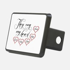 Children They own my heart Hitch Cover