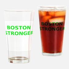 Boston Stronger Drinking Glass