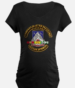 Army - Company D, 87th Infantry T-Shirt
