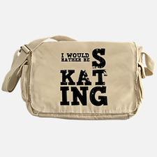 'Rather Be Skating' Messenger Bag