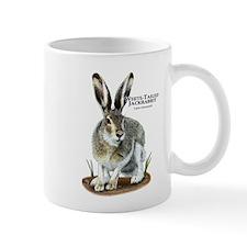 White-Tailed Jackrabbit Mug