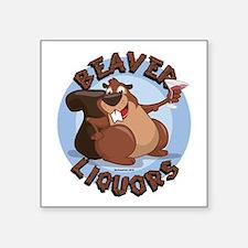 Beaver-Liqours.png Sticker