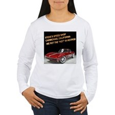 Stingray Long Sleeve T-Shirt