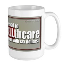 the Road to HELLthcare Mug