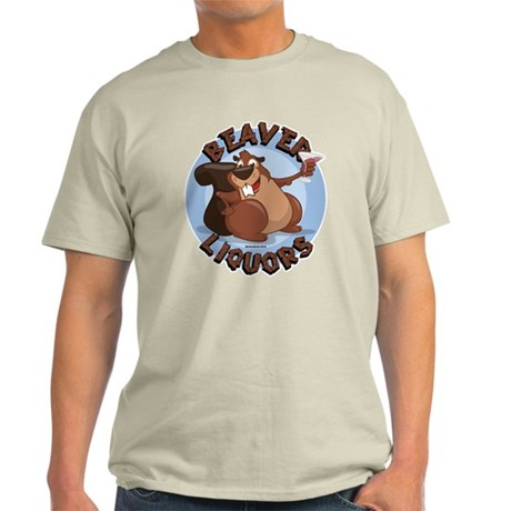 Beaver-Liqours.png T-Shirt