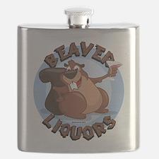 Beaver-Liqours.png Flask