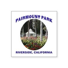 Fairmount Park Sticker