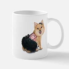 Zoey clear Mug