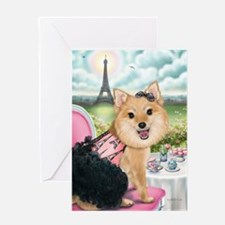 Zoey Bear 2 Greeting Card