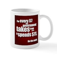 Do the math. Mug